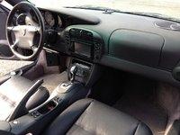 1999 Porsche 911 Carrera Convertible, interior