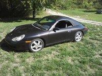 1999 Porsche 911 Carrera Convertible, exterior