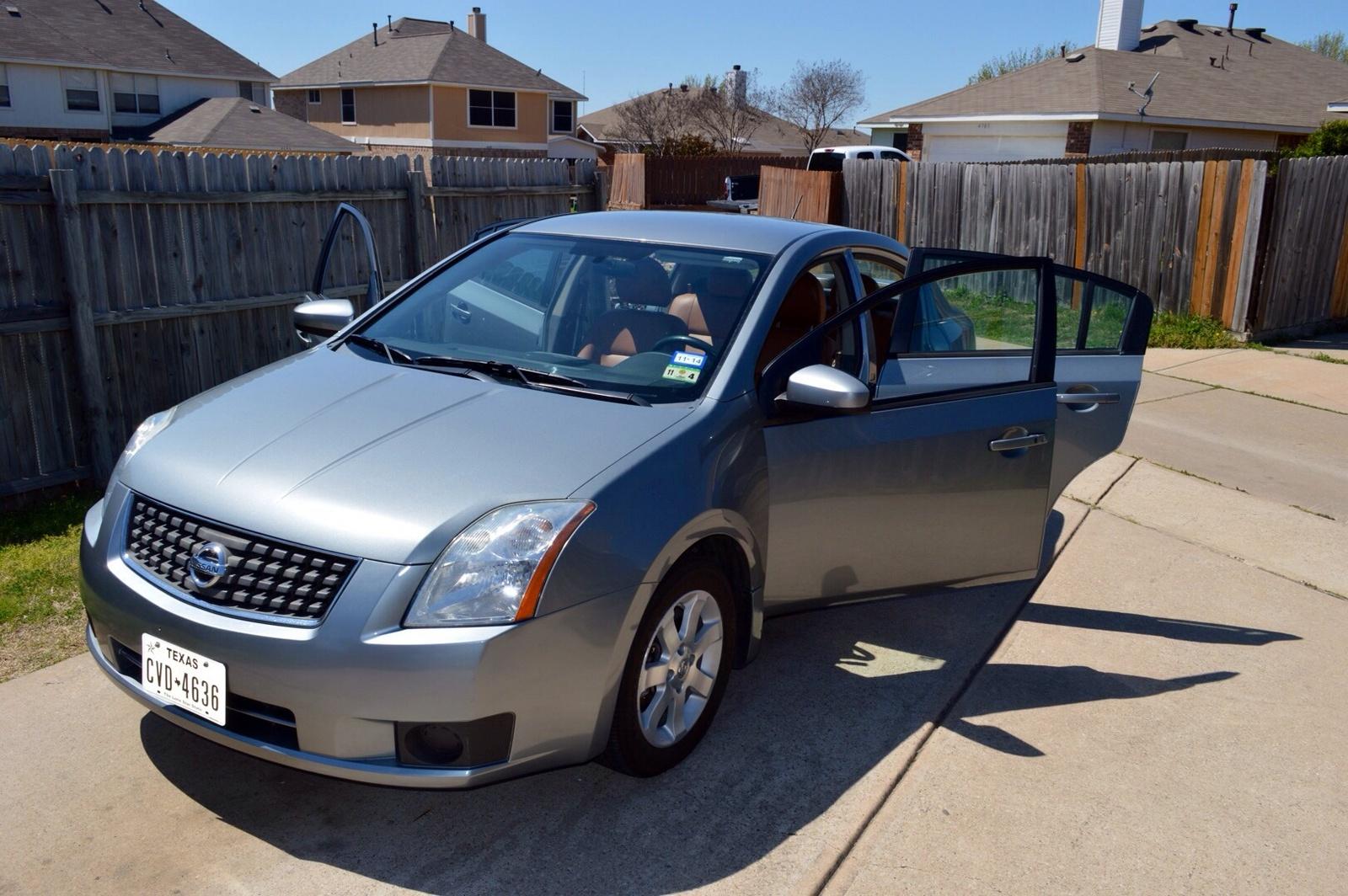 2007 Nissan Altima Sl >> 2007 Nissan sentra stillen