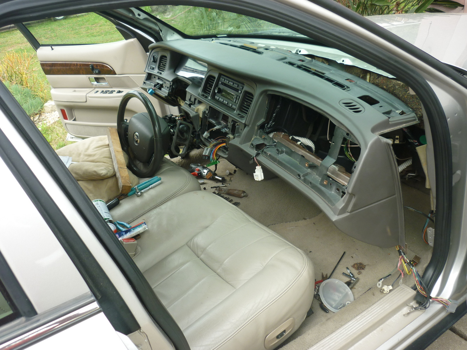 Mercury Grand Marquis Questions Why Does My 2005 Marquis