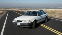 1989 Mazda 626 DX, Front, exterior, gallery_worthy