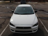 Picture of 2010 Mitsubishi Lancer DE, exterior, gallery_worthy
