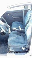 1989 Mazda 626 DX, Front Seat, interior