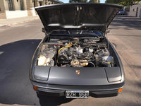 1979 Porsche 924 Not my car but it looked exactly like it., engine