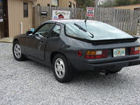 1979 Porsche 924 Not my car but it looked exactly like it with different wheels., exterior