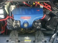 Picture of 2002 Chevrolet Monte Carlo SS, engine, gallery_worthy
