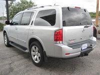 Picture of 2010 Nissan Armada Titanium, exterior