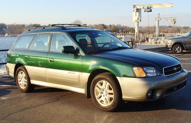 2003 Subaru Outback Pictures Cargurus