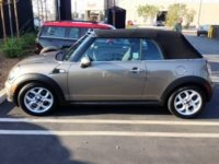 Picture of 2012 MINI Cooper Base Convertible, exterior