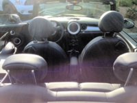 Picture of 2012 MINI Cooper Base Convertible, interior