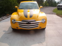 2004 Chevrolet SSR Overview