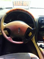 Picture of 2002 Lincoln LS V8 LSE, interior