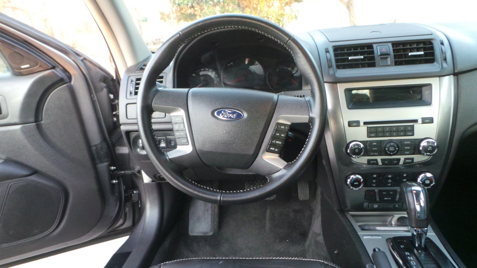 ford fusion review cargurus