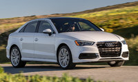 2015 Audi A3, Front-quarter view, exterior, manufacturer