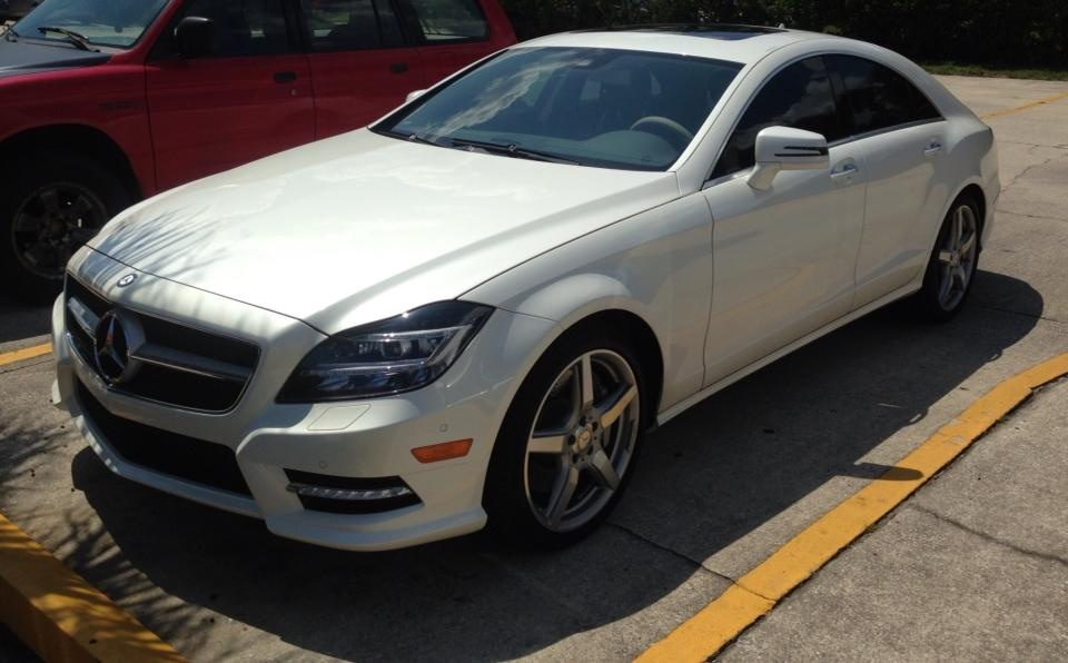 2014 mb cls 550 review autos post for Mercedes benz foothill ranch service specials
