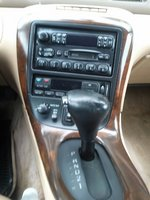 1997 Lincoln Mark VIII 2 Dr LSC Coupe picture, interior