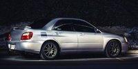 2004 Subaru Impreza WRX Base, 2004 Subaru Impreza WRX in PSM, exterior