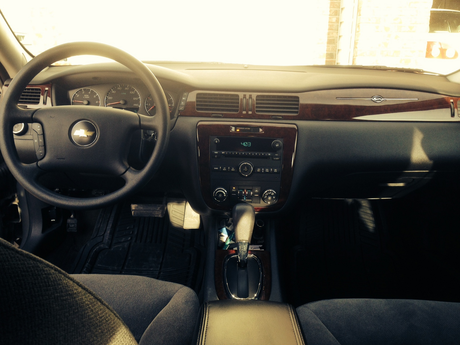 2006 chevrolet impala - pictures