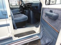 Picture of 1990 Ford E-350 XLT Club Wagon Passenger Van Extended, interior
