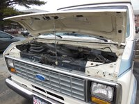 Picture of 1990 Ford E-350 XLT Club Wagon Passenger Van Extended, engine