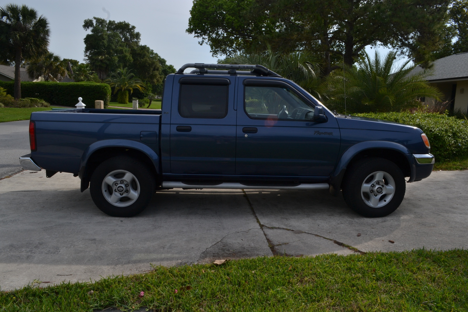 2000 Nissan Frontier Se Crew Cab Reviews >> 2000 Nissan Frontier - Overview - CarGurus