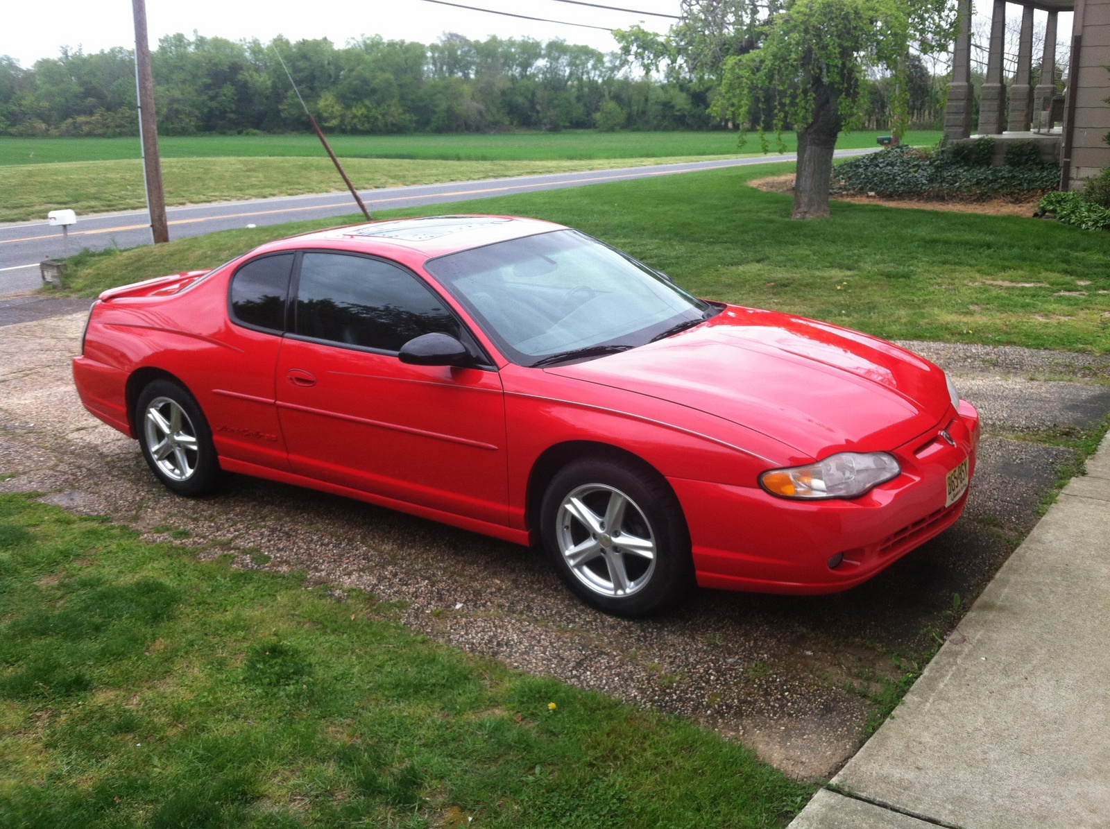 2000 Chevrolet Monte Carlo - Overview