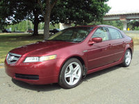 2006 Acura TL 5-Spd AT picture, exterior