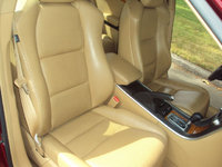 2006 Acura TL 5-Spd AT picture, interior