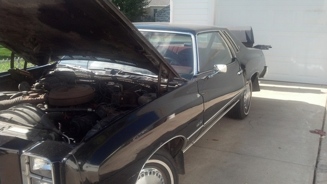 Picture of 1976 Chevrolet Monte Carlo, exterior, engine, gallery_worthy