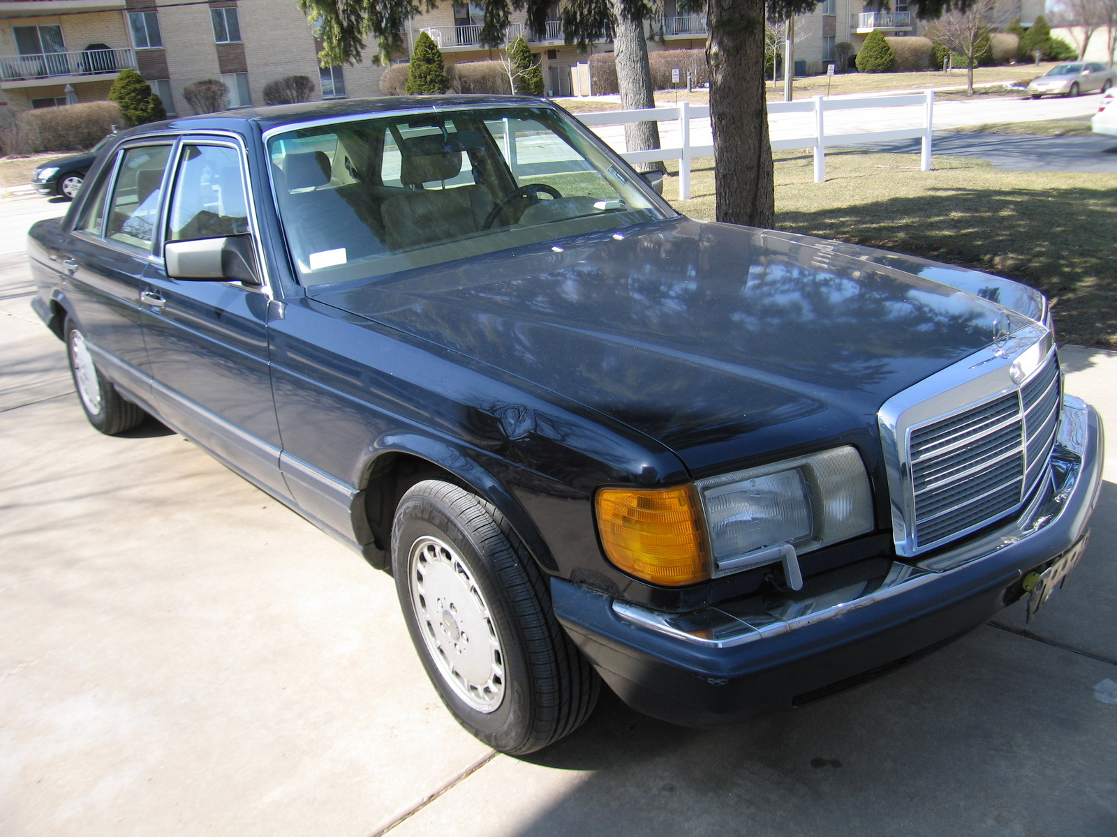 Used mercedes benz 420 class for sale cargurus for 1990 mercedes benz 420sel