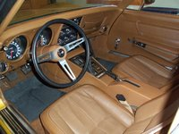 Picture of 1972 Chevrolet Corvette Coupe, interior, gallery_worthy