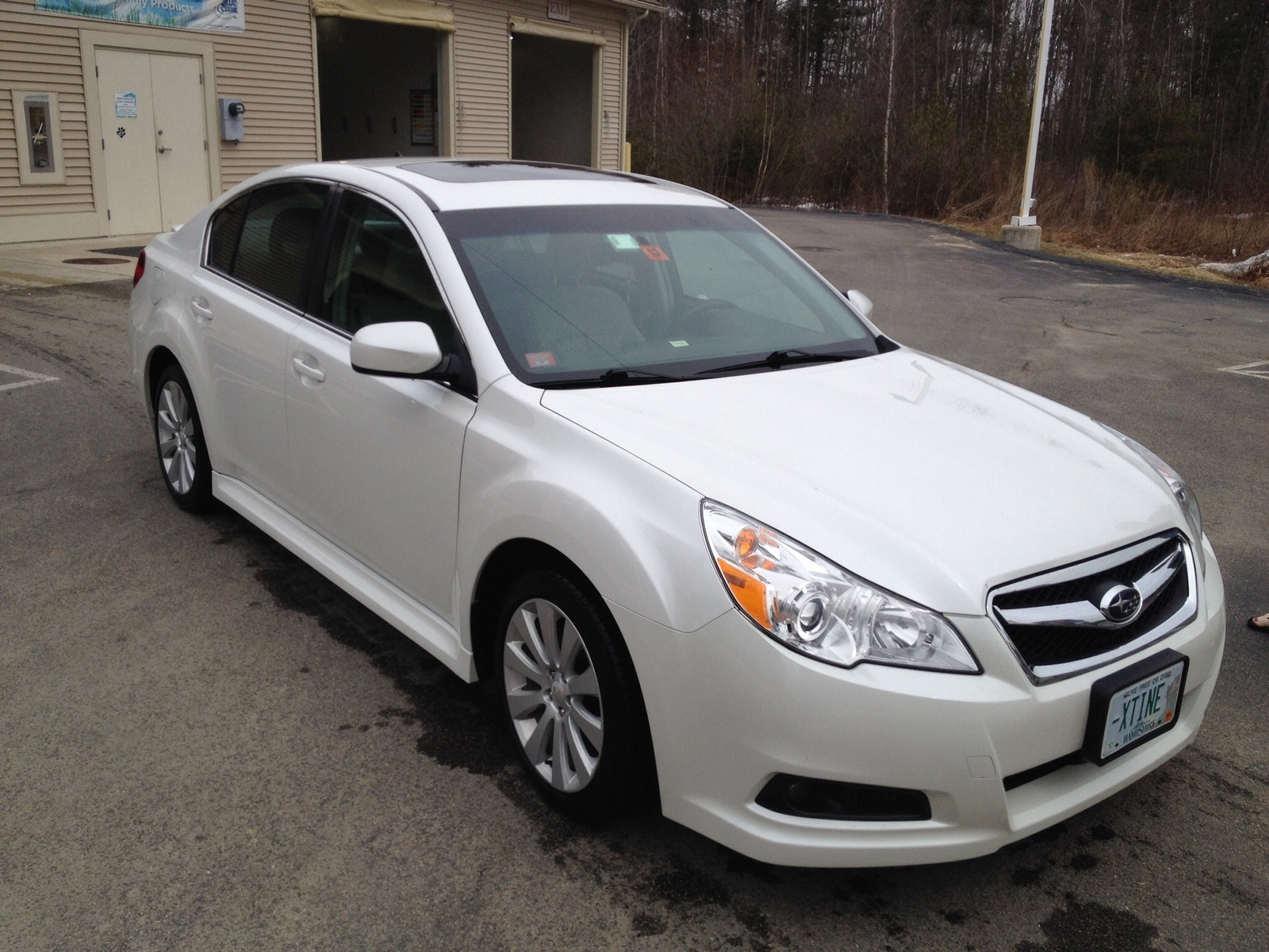 picture of 2011 subaru legacy limited exterior. Black Bedroom Furniture Sets. Home Design Ideas
