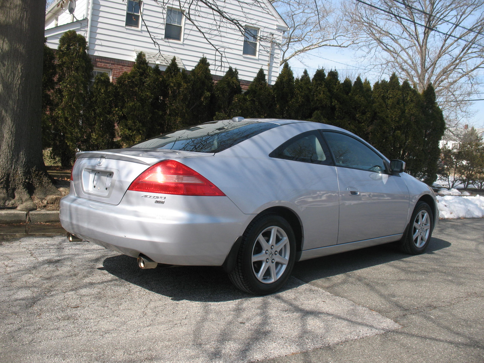 picture of 2004 honda accord ex w leather exterior. Black Bedroom Furniture Sets. Home Design Ideas