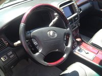 Picture of 2001 Lexus LS 430 430 RWD, interior, gallery_worthy
