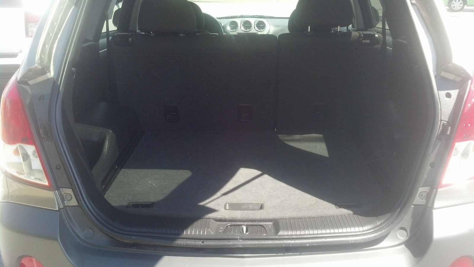 Picture of 2012 Chevrolet Captiva Sport 2LS