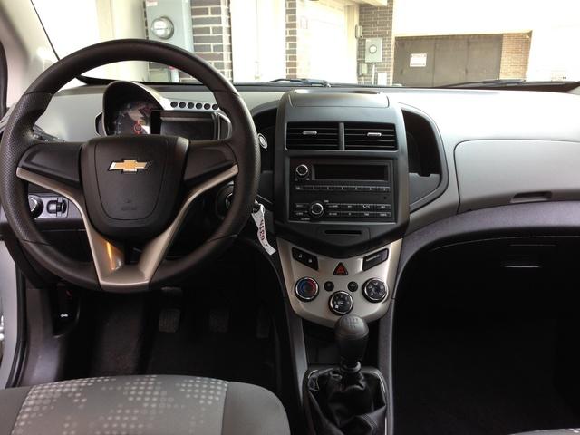 2012 Chevrolet Sonic Overview Cargurus