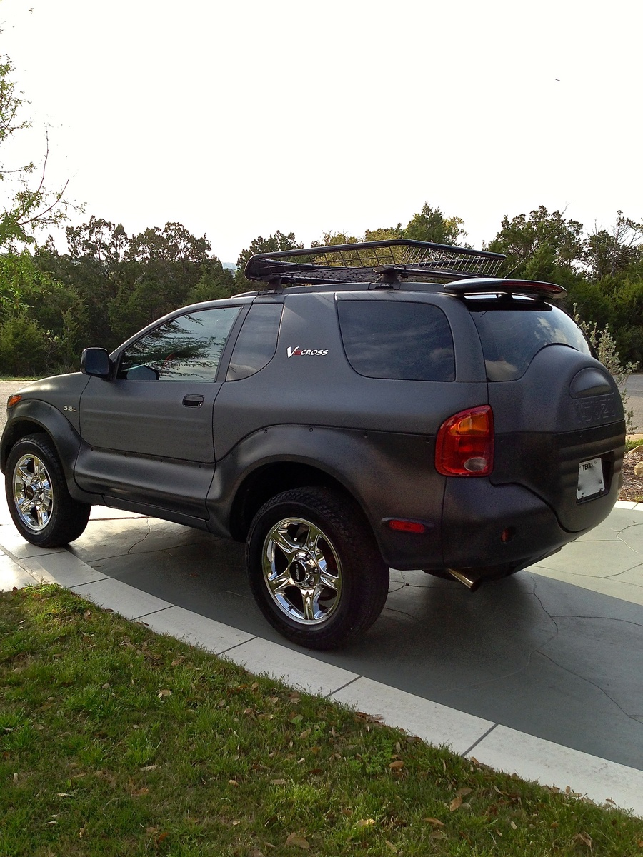 2000 isuzu vehicross overview cargurus. Cars Review. Best American Auto & Cars Review