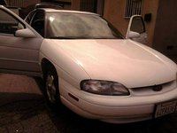 1999 Chevrolet Monte Carlo 2 Dr Z34 Coupe picture, exterior