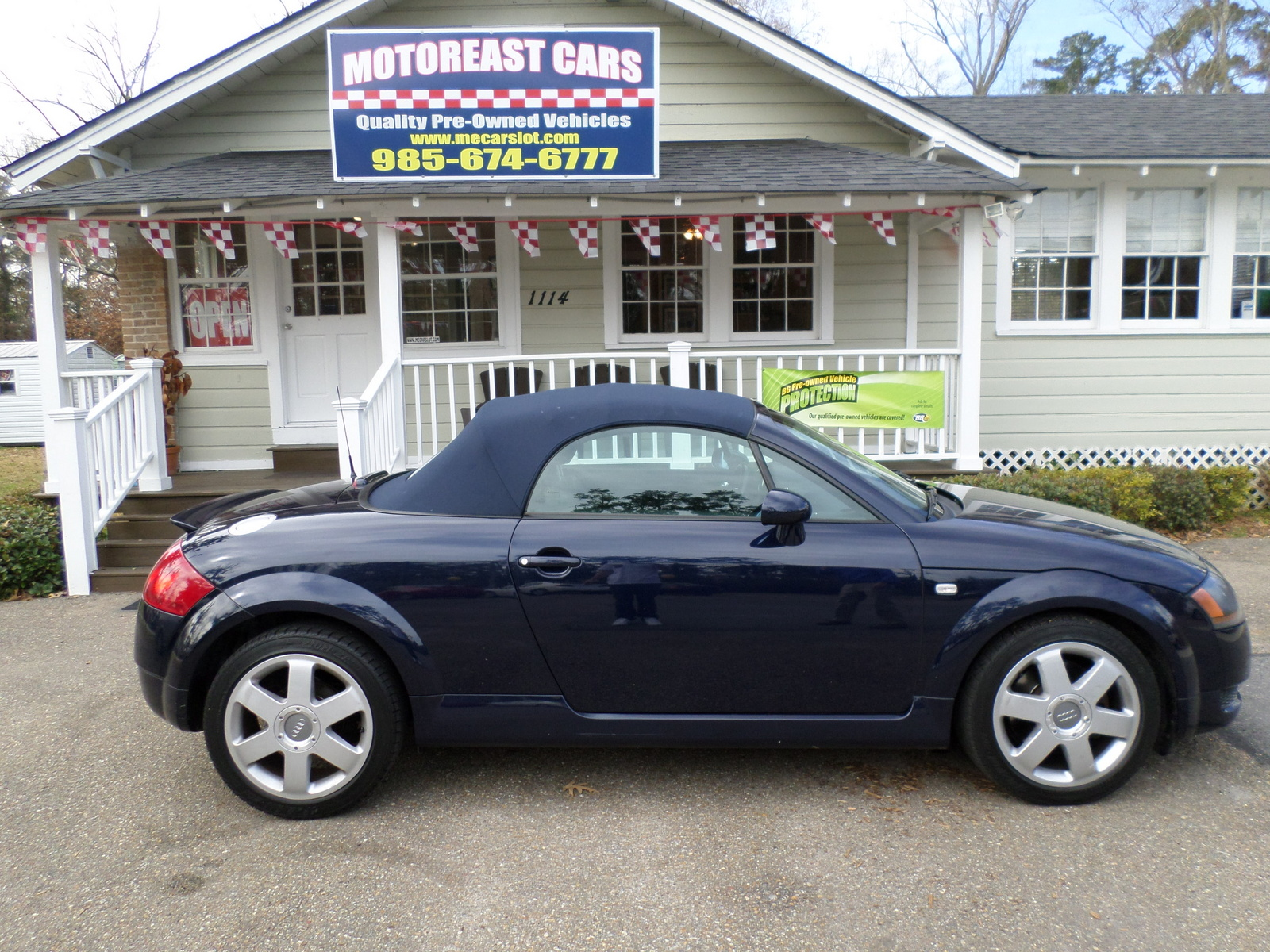 2002 audi tt roadster for sale usa cargurus. Black Bedroom Furniture Sets. Home Design Ideas