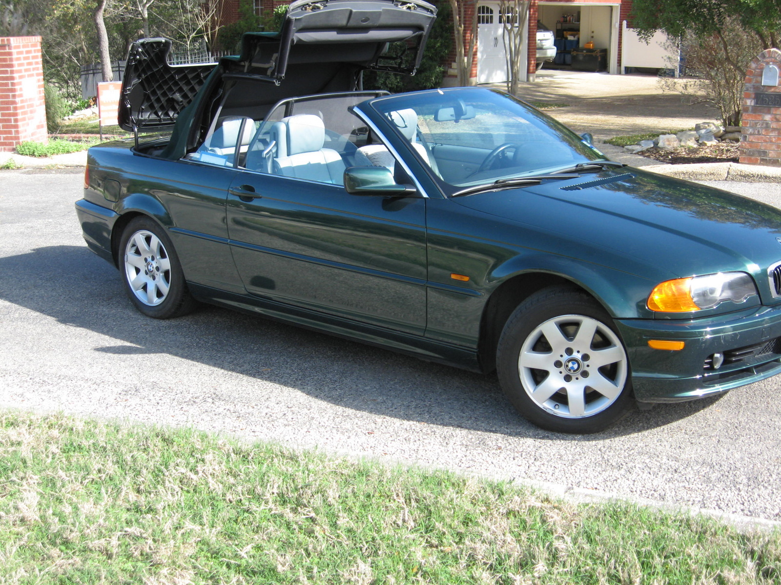 picture of 2000 bmw 3 series 323ci convertible exterior. Black Bedroom Furniture Sets. Home Design Ideas