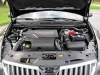 Picture of 2011 Lincoln MKS 3.5L AWD, engine