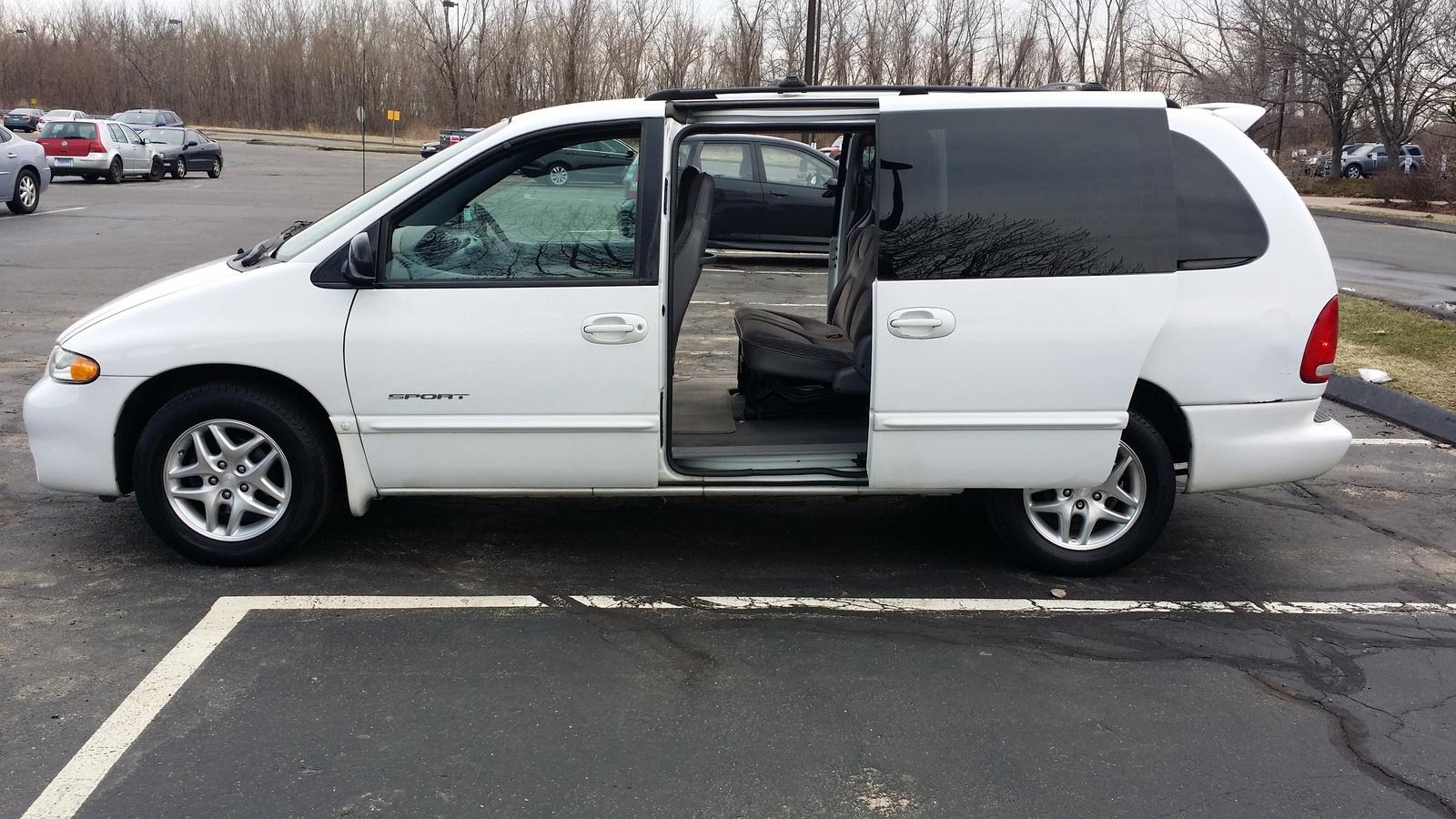 Dodge Grand Caravan Dr Es Passenger Van Extended Pic on 2014 Dodge Caravan Transmission Problem
