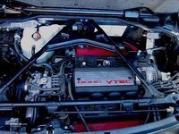 Picture of 2000 Acura NSX T Coupe, engine