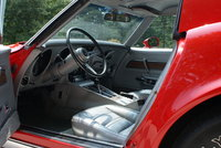 Picture of 1974 Chevrolet Corvette Coupe, interior