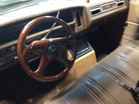 1976 Chevrolet Impala picture, interior