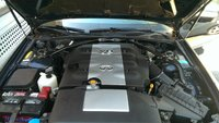Picture of 2004 Infiniti M45 4 Dr STD Sedan, engine
