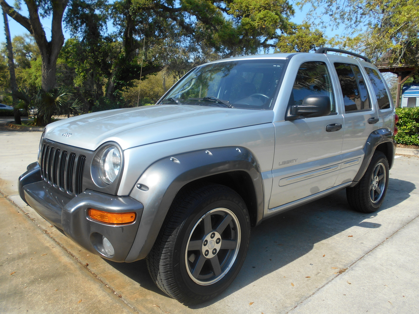 2003 Jeep Liberty Overview Cargurus