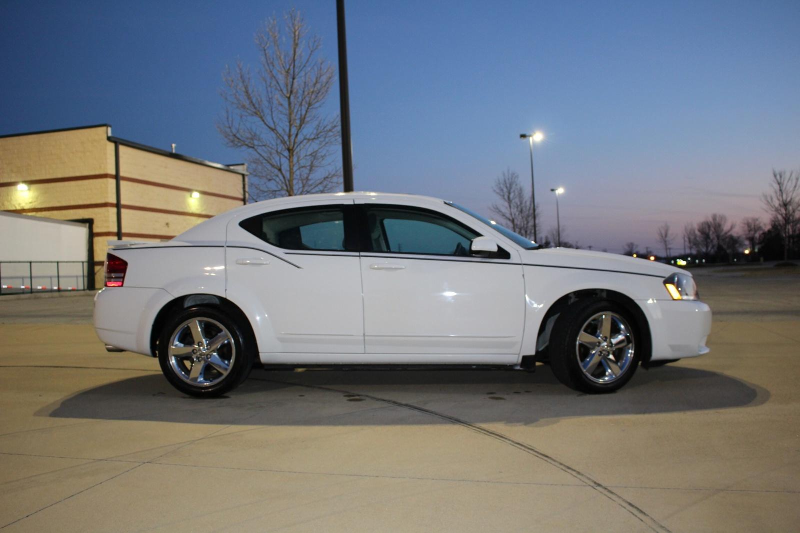 2008 Dodge Avenger Pictures Cargurus