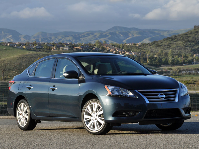 2014 Nissan Sentra - Test Drive Review - CarGurus