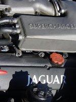 Picture of 2001 Jaguar XJR 4 Dr Supercharged Sedan, engine